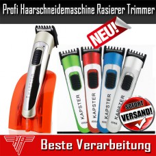 KAPSTER RF-606 Profi Haarschneidemaschine Bart Haar Rasierer Trimmer