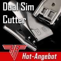 Dual Sim Cutter Stanze Micro Nano Karten Card Cutter Schneider für iphone 4/4s 5