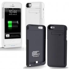Akku 2200mAh iPhone 5  5S Power Case Ladestation Extern