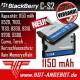 Original BlackBerry C-S2 Akku für 8520 7100 7130 8300 8310 8700 9300 Curve Torch