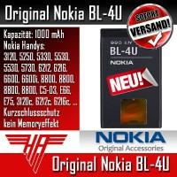 Original Nokia BL-4U Handy Akku NEU E66 E75 6600 8800 Arte 3120 5530 5730 6600