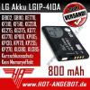 Original LG LGIP-410A LGIP-411A für LG Shine 2 KF510  KE770  KG270  KG275