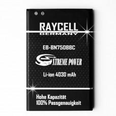 Handyakku 4030mAh +25% RAYCELL EB-BN750BBC für Samsung Galaxy Note 3 Mini Neo