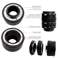 Makro AF AFS Zwischen-Ringe Nikon D50 D60 D70 D80 D90 D700 D3000 D5000 D7000 usw