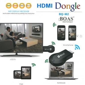 WiFi HDMI TV Dongle Receiver Übertragung vom Handy, Tablett-PC, PC zum Fernseher