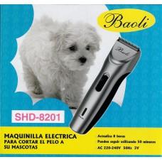 Haustiere Haarschneide Akku und Netz Maschine Rasierer Trimmer Schermaschine