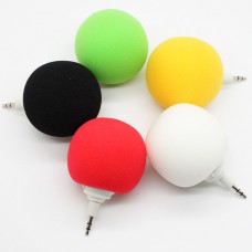 Externer Lautsprecher Musik-Ball für alle Handys mit 3,5mm