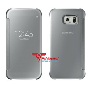 Original Samsung Galaxy S6 Clear View Cover Case Hülle