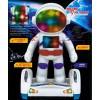 Elektrisches Spielzeug Astronaut Motor Sound Musik Licht Light 27cm Space Flyer
