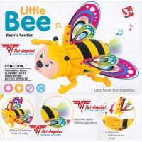 Lustige Biene Auto mit Motor Lichteffekte Musik Tolles Geschenk