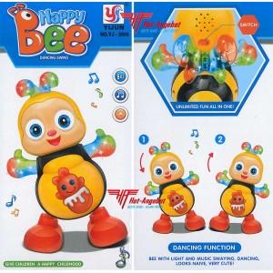 Biene Elektrisches Spielzeug mit Bewegung Sound Licht Musik Geht Tanzt Singt