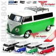 VW T1 Bulli Bluetooth Radio Player MP3 SD USB mit Akku Lautsprecher Box Speaker