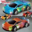 Spielzeugauto Elektrisches Spielzeug Rennauto Motor Sound Licht Musik Auto