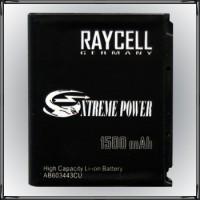 Handyakku RAYCELL AB603443CU 1500 mAh für Samsung G800 L870 S5230 Star M8910 Pixon12
