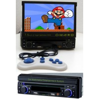 Autoradio 7.5 Zoll Display DIVX SD USB Game