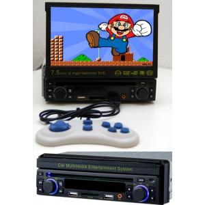 Autoradio 7.5 Zoll Display DIVX SD USB Game