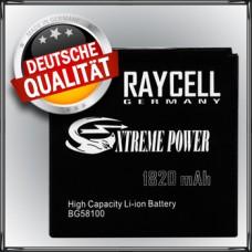 Handyakku RAYCELL BG58100 1820mAh BA-S560 HTC Sensation 4G XE XL Evo 3D Titan