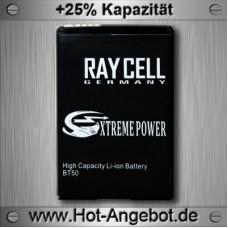 1150mAh Handy Akku RAYCELL BT50 für Motorola V975 V980 W208 W218 W220 W230 W375 W510