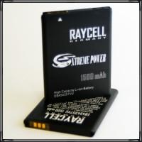 Handyakku RAYCELL EB454357VU 1500 mAh für Samsung Galaxy B5510 Y Pro S5360 Y S5380 Wave Y