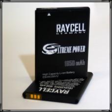 Handyakku RAYCELL EB494358VU 1650 mAh f. Samsung Galaxy Ace Gio GT-S5830 S5830i S5660