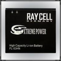 Handyakku RAYCELL FL-53HN 1800 mAh für LG P920 Optimus 3D P990 Optimus Speed 2X