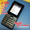 4 SIM Handy ! Handy mit vier Sim-Karten !
