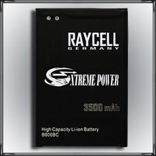 Handyakku 3500 mAh RAYCELL für Samsung Galaxy Note 3 III B800BC B800BE N9000