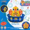 Hühnchen Küken Chick-Rotating Spielzeug mit Bewegung Motor Sound Licht Musik