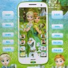 Frozen Disney Smart Phone Handy Spielzeug Touch Screen Sound Musik Aufnahme
