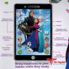 Frozen Disney iPad Tablett PC Handy Spielzeug Touch Screen Sound Musik Aufnahme
