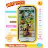 Minions Smart Phone Handy Spielzeug Touch Screen Sound Musik Aufnahme