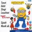 Minions Elektrisches Spielzeug mit Bewegung Motor Sound Licht Musik Geht Tanzt