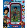 Paw Patrol Smart Phone Handy Spielzeug Touch Screen Sound Musik Aufnahme