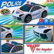 POLICE POLIZEI Auto Spielzeug mit Bewegung Motor Sound Licht Musik 20cm
