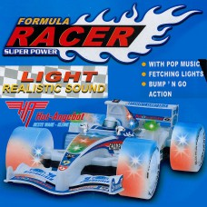 Elektrisches Spielzeug Formel 1 Rennauto Motor Sound Licht Auto 30cm TOP Angebot