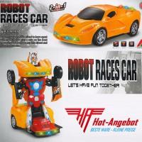 Transformer Auto - Roboter