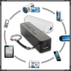 Externer Universal Akku 2600mAh  A5 für iPhone Samsung HTC Sony Nokia Motorola LG