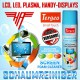 LED TFT LCD Plasma Bildschirm Display Handy Spray Schaum Reiniger 220ml mit Tuch