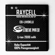 Handyakku RAYCELL EB-L1H9KLU 2600mAh +25% Samsung Galaxy Express GT-i8730 LTE