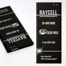 4025mAh +25% Akku RAYCELL Akku EB-BN910BBE für Samsung Galaxy Note 4 IV SM-N910F