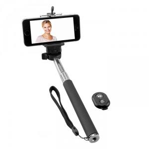 Selfi Bluetooth Handyhalterung und Auslöser