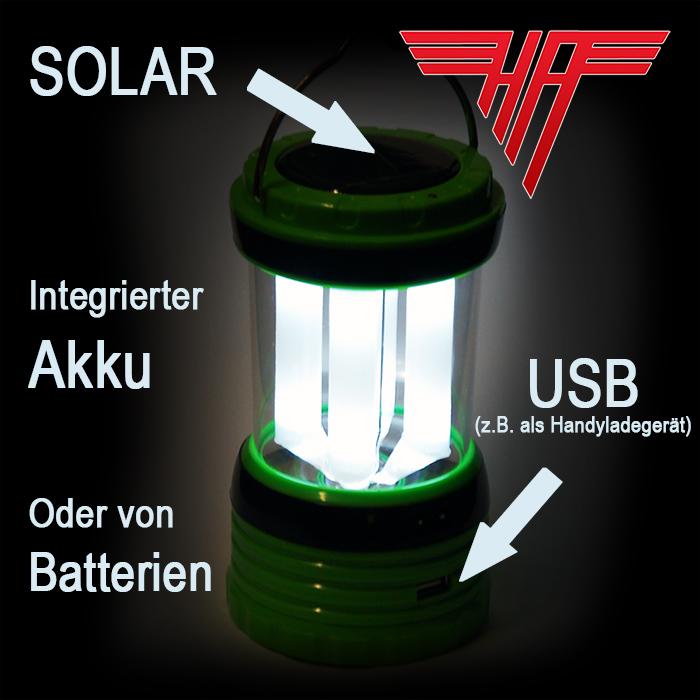 solar camping laterne zeltlampe sturmlampe laterne leuchte. Black Bedroom Furniture Sets. Home Design Ideas