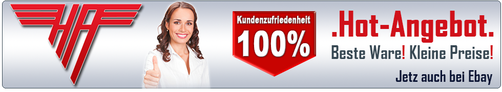 Hot-Angebot de